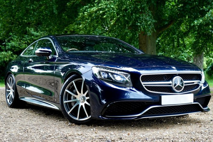 Mercedes S Coupe 63